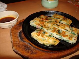 韓国葱チヂミ 294