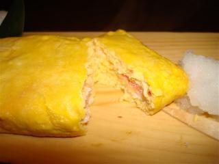 出し巻明太チーズ