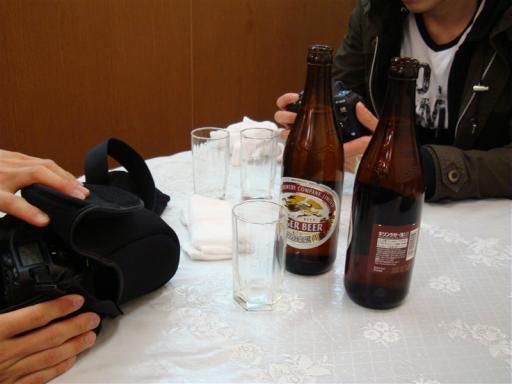 ビールよりカメラ