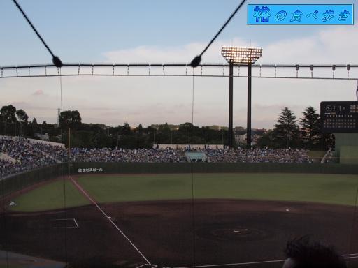 雰囲気のある球場