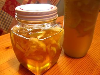 柚子ハチミツ