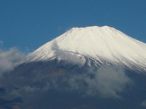 10月27日の富士山 2