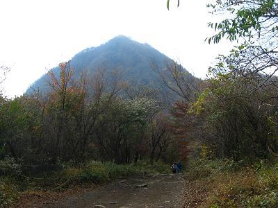 金時山にて 3