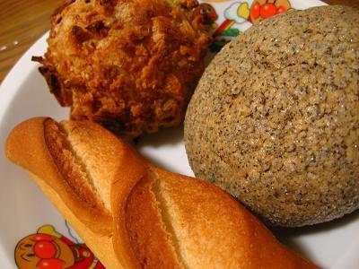 徳多朗のパン 2