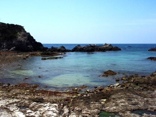 大浦海岸1