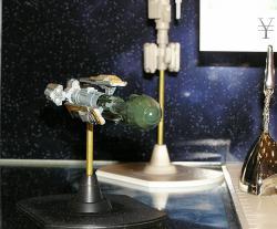 有人超光速宇宙船「スヴィエート」