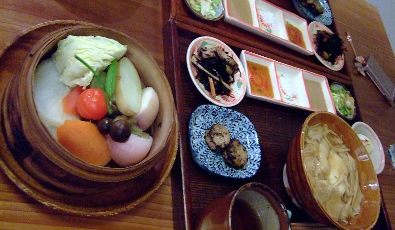 ■ 自然食 hale (晴) 京都・錦市場 【2008年5月 昼】