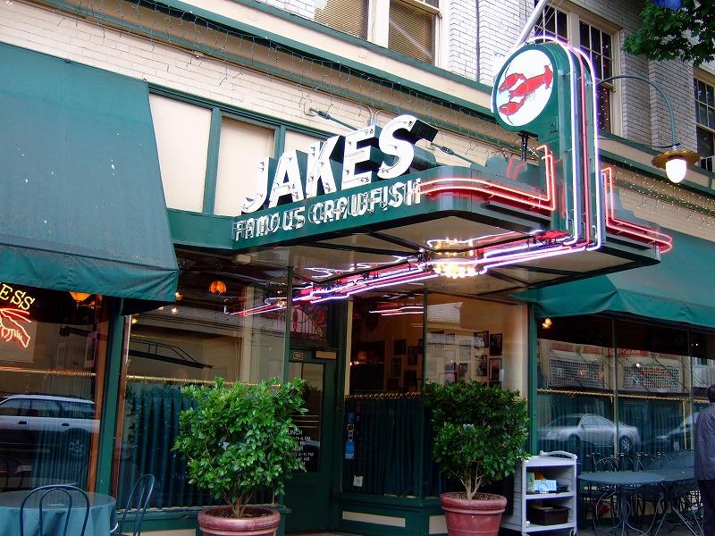 ■ Jake's Fomous Crawfish 米国・ポートランド