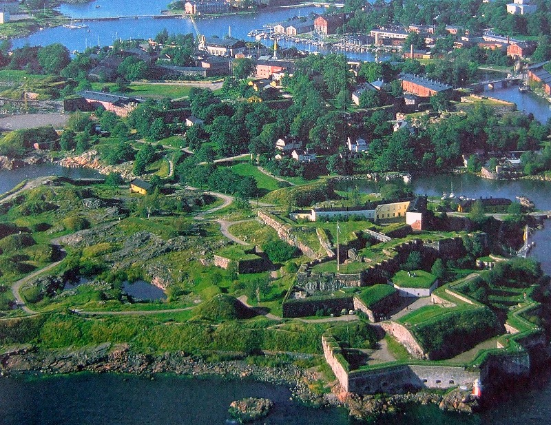 ■ スオメンリンナ (海上要塞) ヘルシンキ