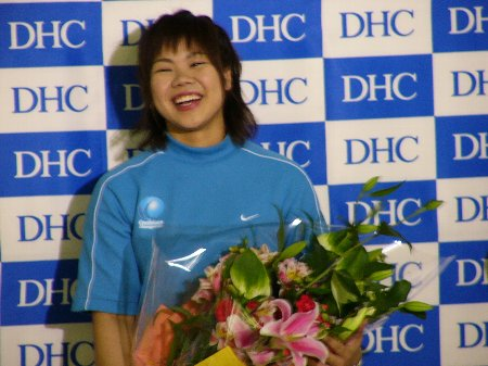 DHC宮城選手