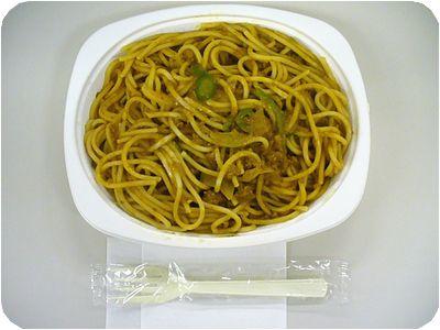 キーマカレースパゲッチ