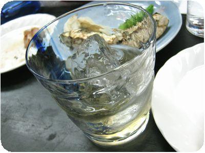 純米酒で造った梅酒