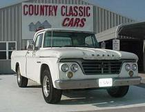 Dodge Pickup Truck D100