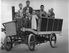 山羽式蒸気自動車