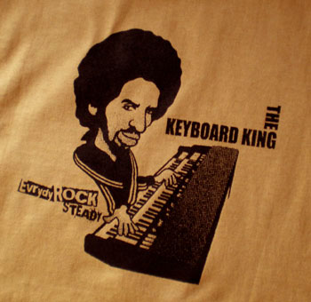 The Keyboard King