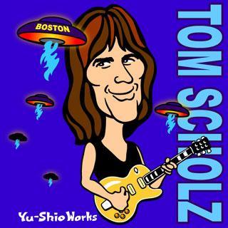 Tom Scholz Boston