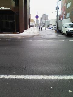 雪がない2
