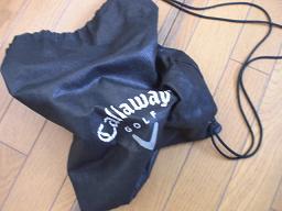 キャロウェイ袋