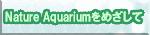 Nature Aquariumをめざして
