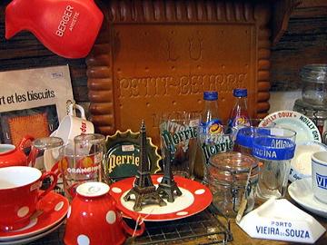 フランスカフェ物