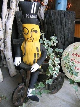 ミスターピーナッツ