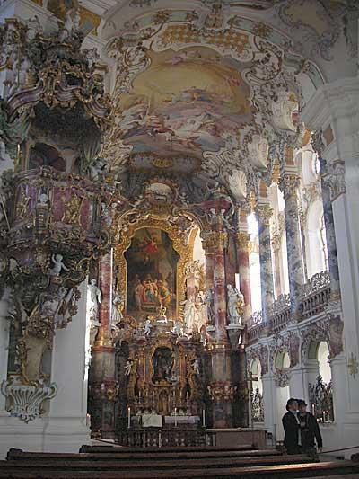 ヴィース教会-2