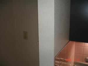 壁紙張替(クロス張替)キッチン