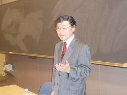 JAPAN-QUEBEC:日本・ケベック情報 Prof. Miyao's Lecture ...