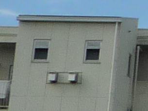 大阪ガス金岡社宅の住棟アップ