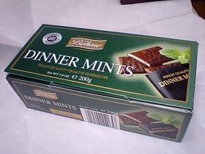 ベーメミントチョコ 箱2 Fブロ使用