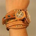 ハンドメイド腕時計エアロ