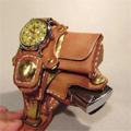 ハンドメイド腕時計Big mac ポシェット