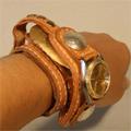 ハンドメイド腕時計サイクロン