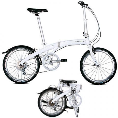 ダホン 折りたたみ 自転車