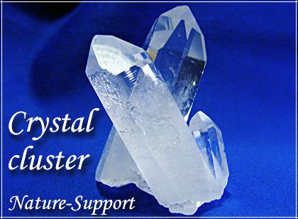 トマスゴンサガ産水晶クラスター