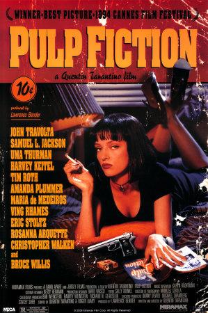 ON AIR#856 パルプ・フィクション(1994 アメリカ 154分 5/19 DVD)