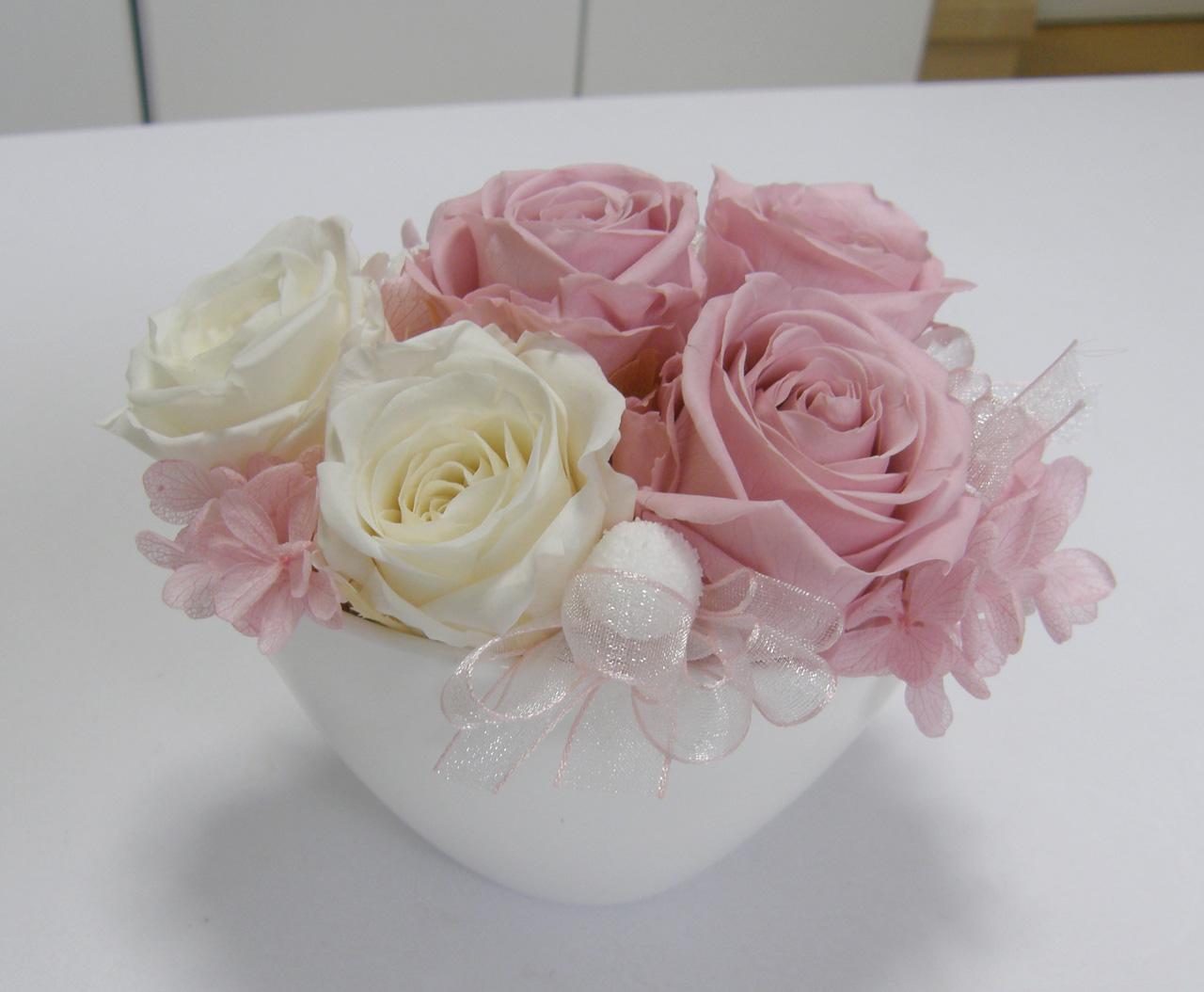 贈るお花・・・