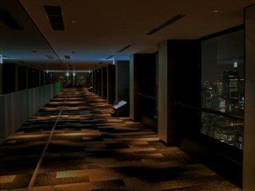 世界貿易センタービル展望台の雰囲気