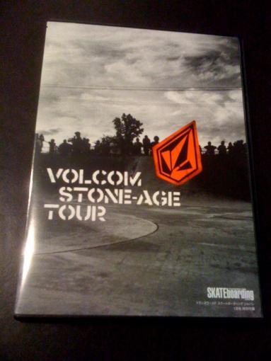 STONE AGE TOUR VD