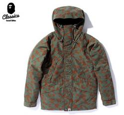 BAPE DIGITAL CAMO SNOWBOARD JACKET