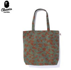 DIGITAL CAMO TOTE BAG