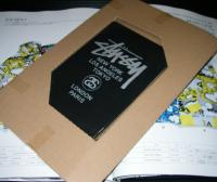 キャンバス合皮カバー付き特製ノート