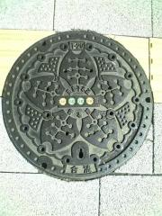 東京マンホール