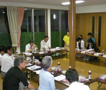 田上児童クラブ定例運営委員会