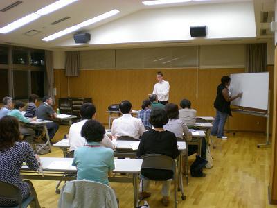 第二回英会話教室