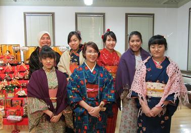 これこそ日本文化。とても綺麗に・・・