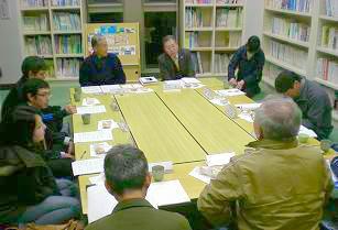 運営委員会の満場一致で村田氏を推薦。